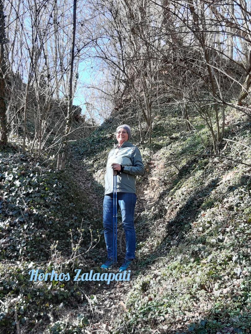 Horhos Zalaapáti nordic walking