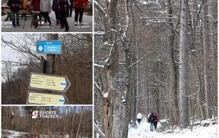 Kő orra kilátópont Papp Anikó nordic walking túrák
