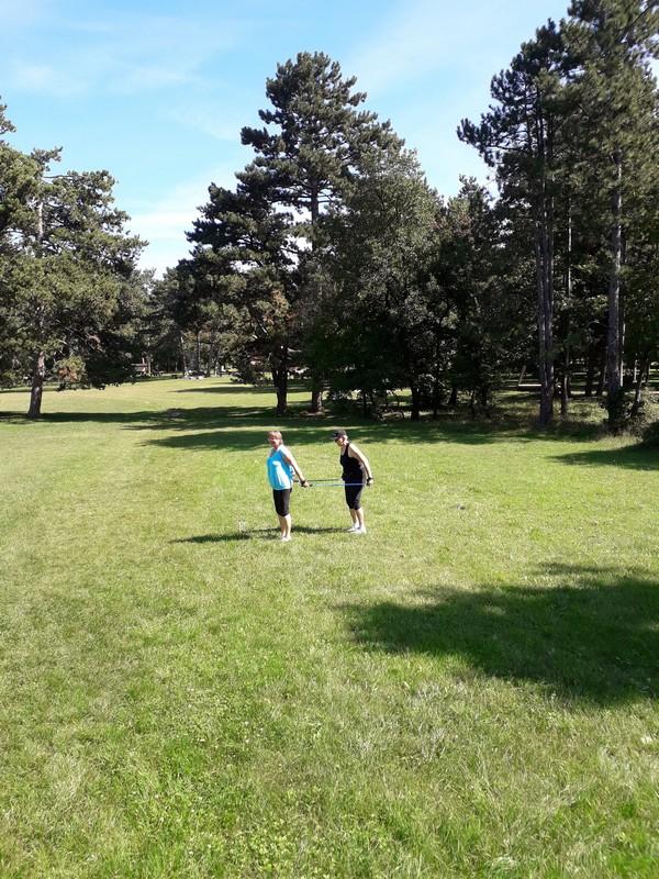 Papp Anikó - nordic walking Zala megye, Keszthely, Gyenesdiás - túra, edzés