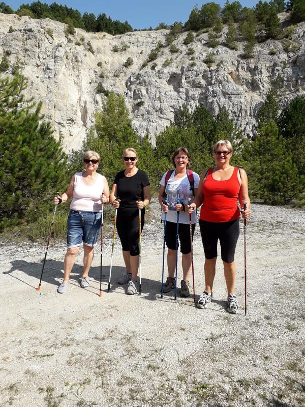 Papp Anikó - nordic walking - kiscsoportos túra, edzés