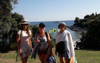 Elvonulás Horvátország